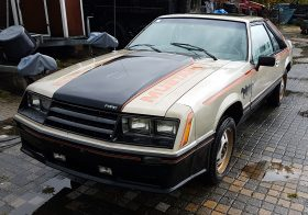 Ford Mustang Indy Pace Car 1979