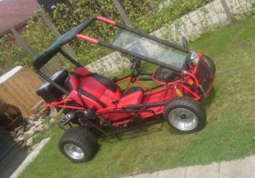 Adly ATK-125 Buggy