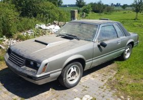 Ford Mustang 2.3 1981
